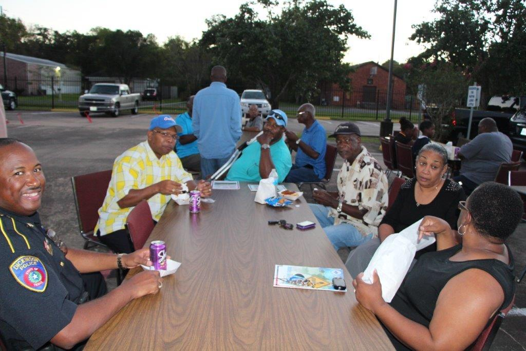 National Night Out (Mt. Carmel Baptist Church)
